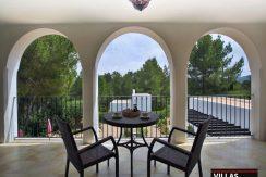 Villas for sale Ibiza Finca Blackstad with license 7
