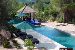 Villas for sale Ibiza Finca Blackstad with license 8