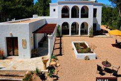 Villas for sale Ibiza Finca Blackstad with license 9