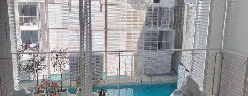 Villas for sale Ibiza - Patio Blanco Cipriani.
