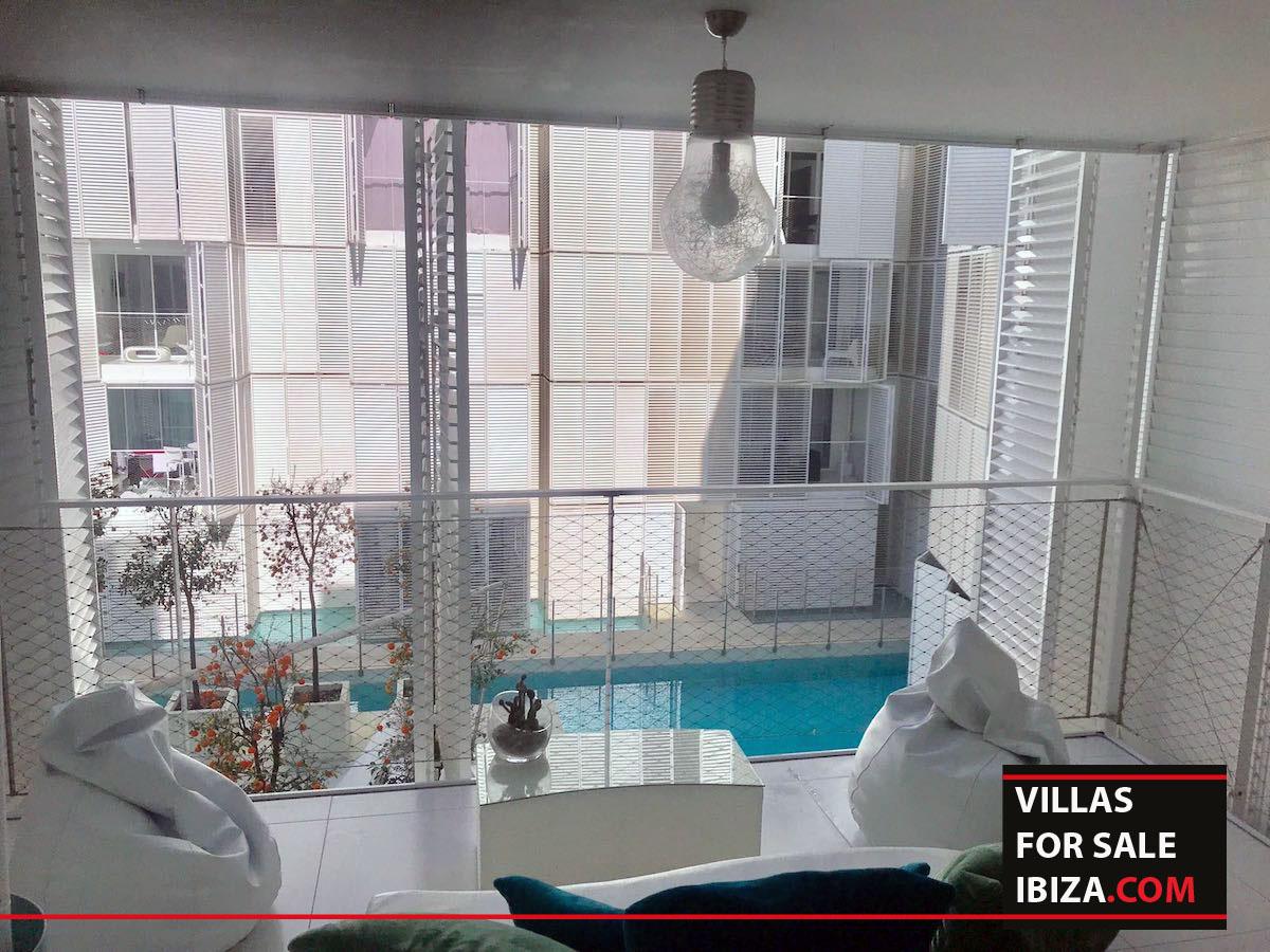 Villas for sale Ibiza - Patio Blanco Cipriani, patio blanco for sale, luxury apartment for sale, patio blanco ibiza