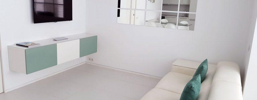 Villas for sale Ibiza - Patio Blanco Cipriani. 3