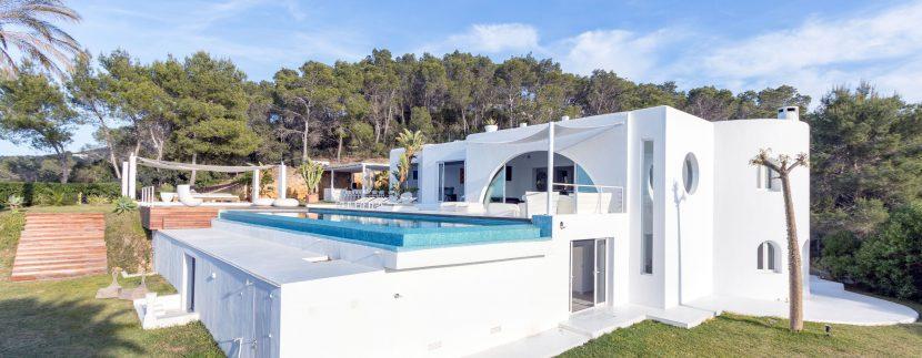 Villas for sale Ibiza - Villa Good Vibe