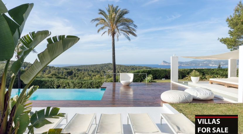 Villas for sale Ibiza - Villa Good Vibe 1