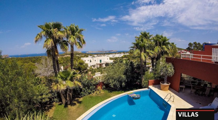 Villas for sale Ibiza - Villa Red skye 2