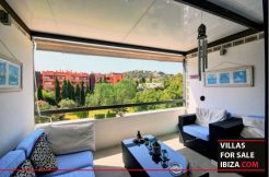 villas for sale Ibiza - 3 bedrooms apartment Roca llisa