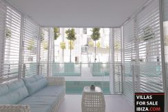 Villas for sale Ibiza - Apartment Patio Blanco Lio