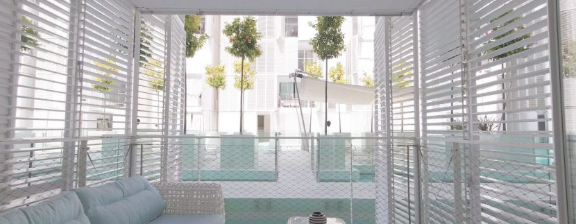 Villas for sale Ibiza - Apartment Patio Blanco Lio 1