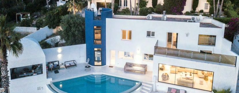 Villas for sale Ibiza - Villa Blue