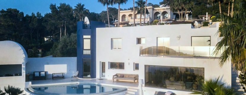 Villas for sale Ibiza - Villa Blue 1