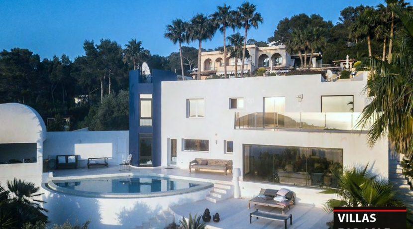 Villas for sale Ibiza - Villa Blue 1
