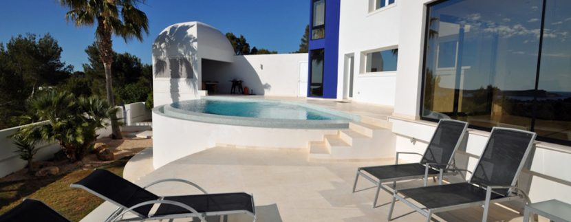 Villas for sale Ibiza - Villa Blue 9