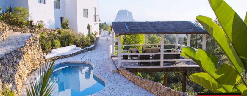 Villa Vista Vedra with guesthouse and touristic license