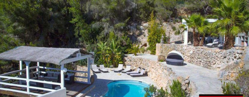 Villa Vista Vedra with guesthouse and touristic license 1