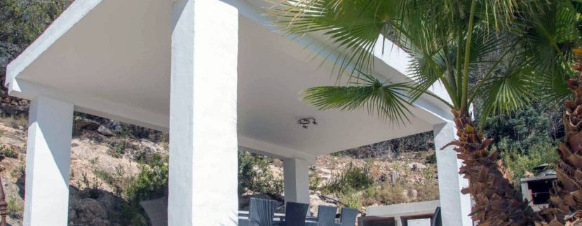 Villa Vista Vedra with guesthouse and touristic license 23