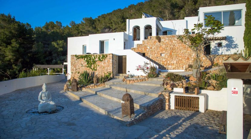 Villa Vista Vedra with guesthouse and touristic license 24