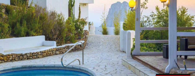 Villa Vista Vedra with guesthouse and touristic license 6
