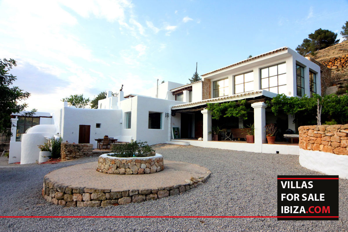 Villas for sale Ibiza - Finca Autentica