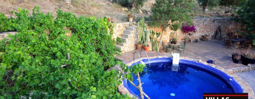 Villas for sale Ibiza - Finca Autentica 5