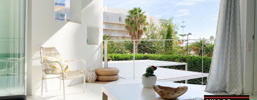 Villas for sale Ibiza - Patio Blanco Ocean Beach
