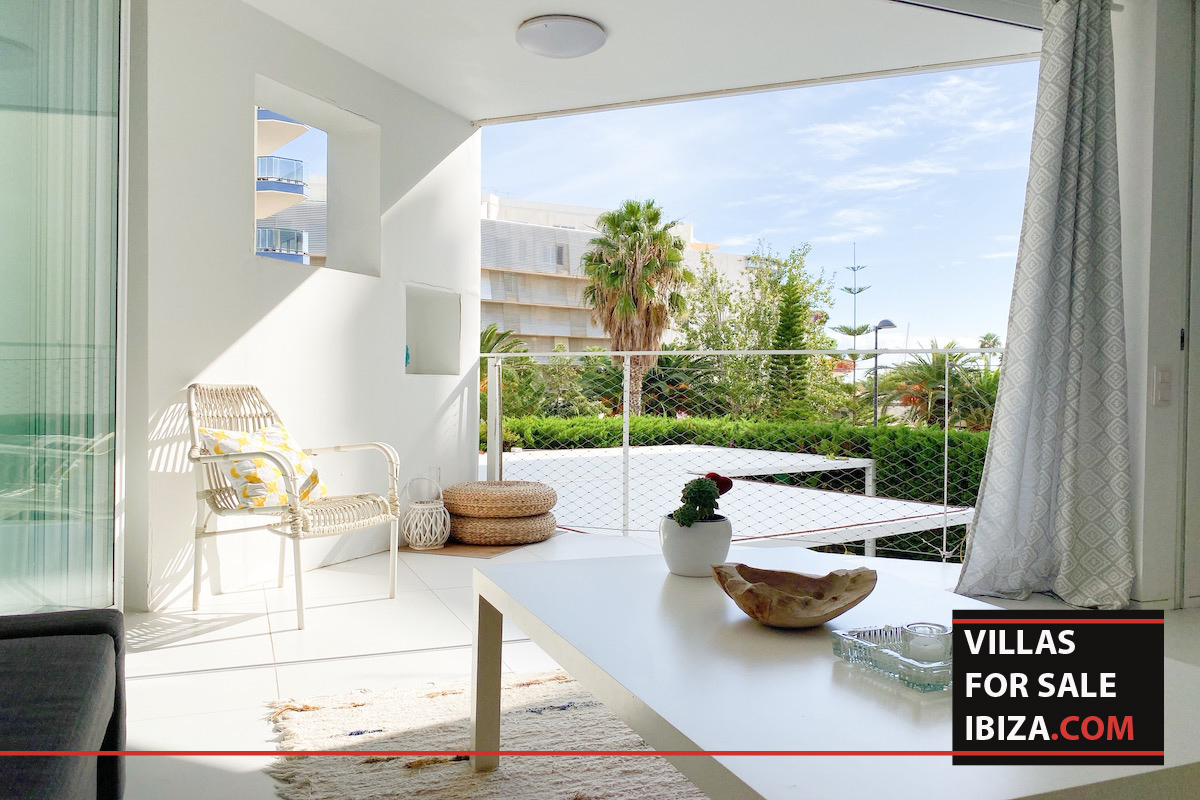 Villas for sale Ibiza - Patio Blanco Ocean Beach