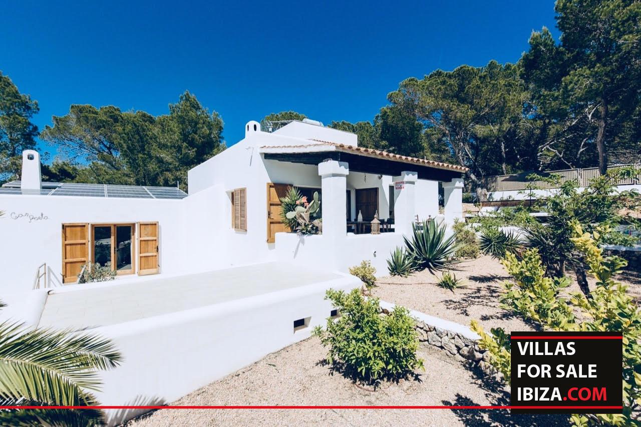 111208 - Villas for sale Ibiza - Villa Talamanca bay