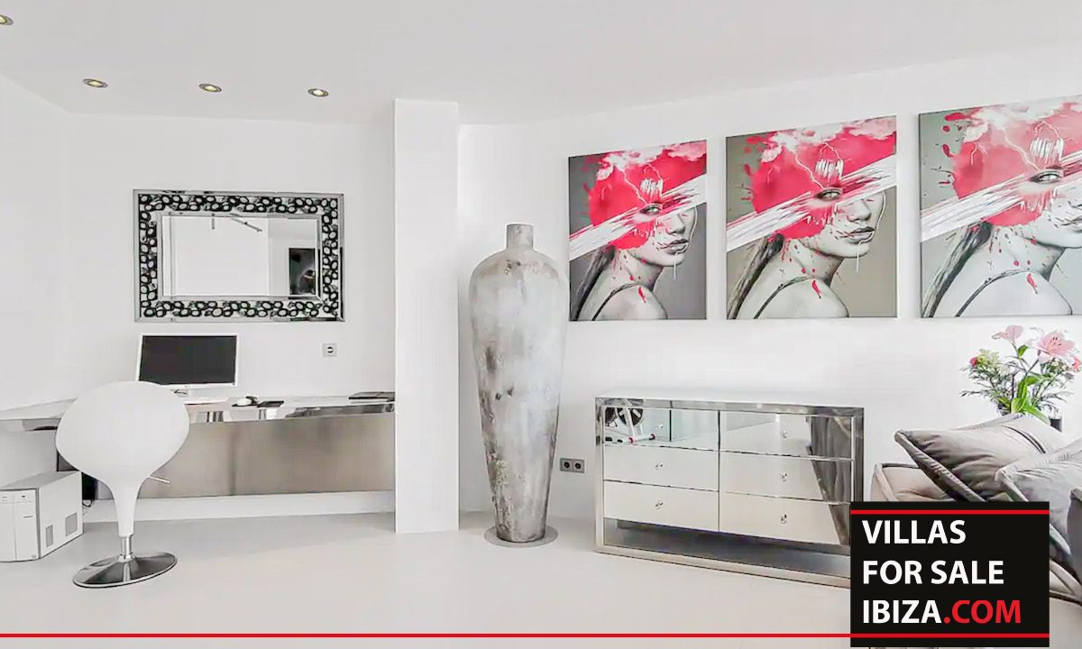 Villas for sale Ibiza - Penthouse White Dream 11