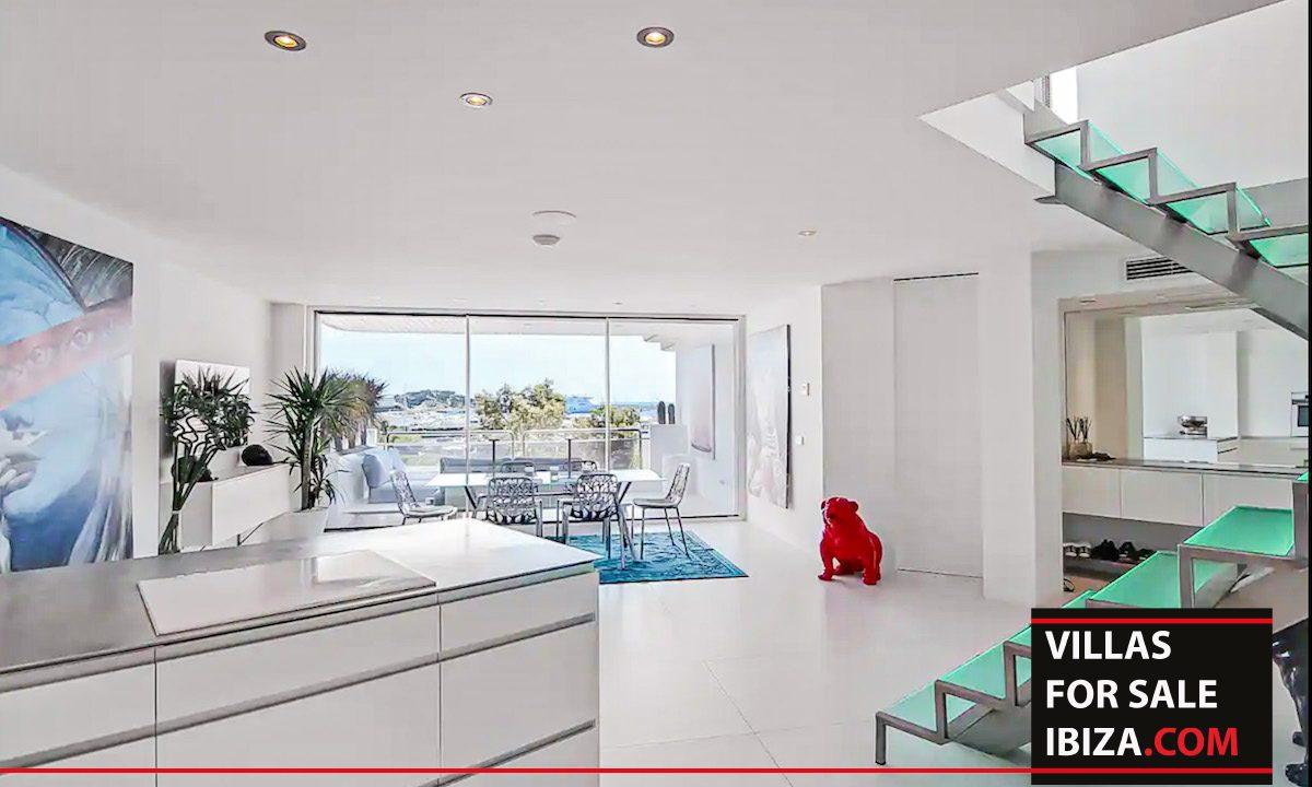 Villas for sale Ibiza - Penthouse White Dream 15