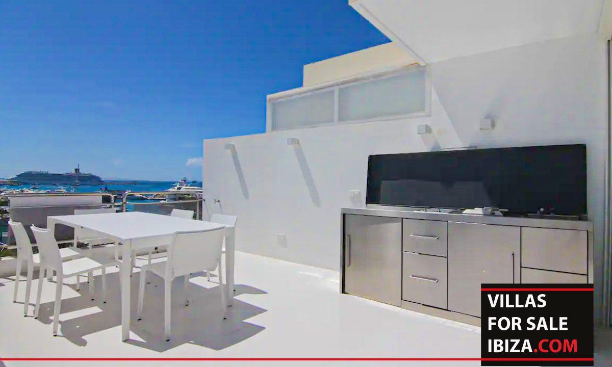 Villas for sale Ibiza - Penthouse White Dream 16