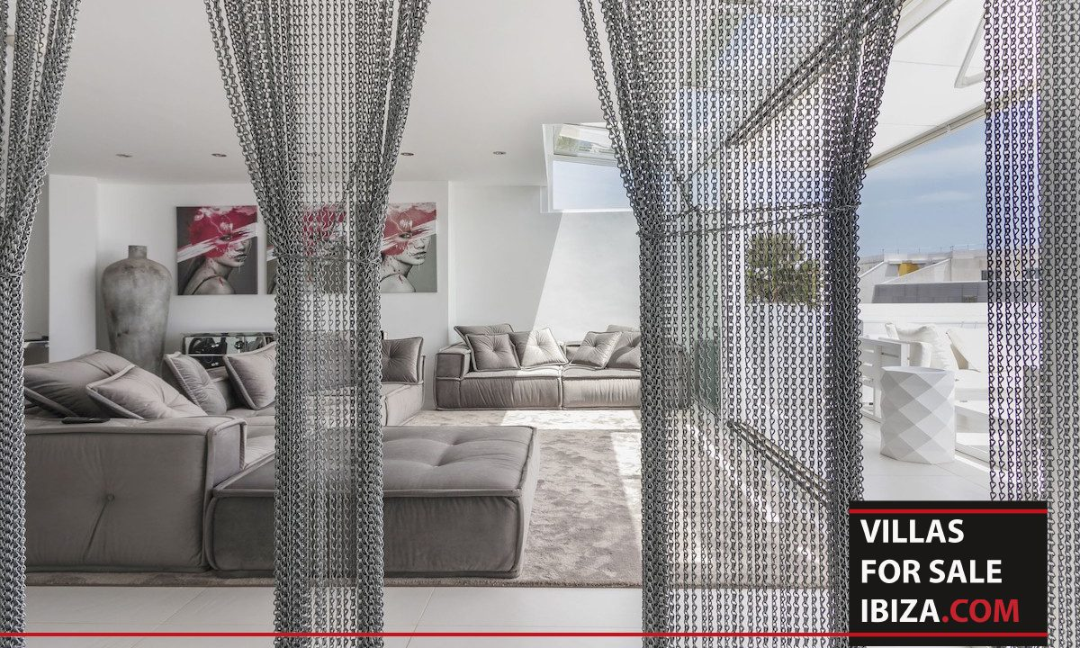 Villas for sale Ibiza - Penthouse White Dream 17