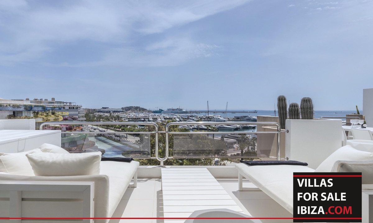 Villas for sale Ibiza - Penthouse White Dream 2
