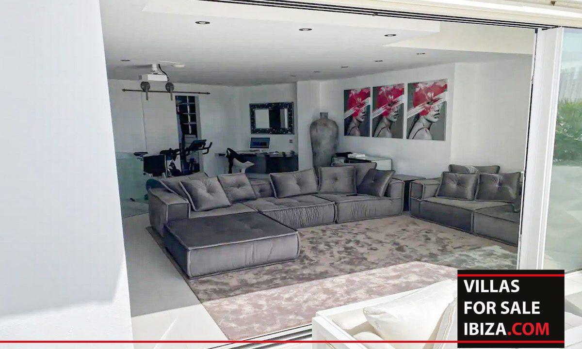 Villas for sale Ibiza - Penthouse White Dream 23