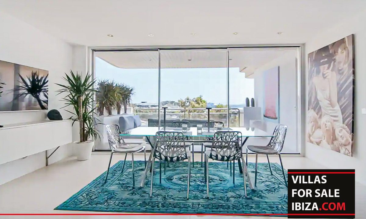 Villas for sale Ibiza - Penthouse White Dream 4