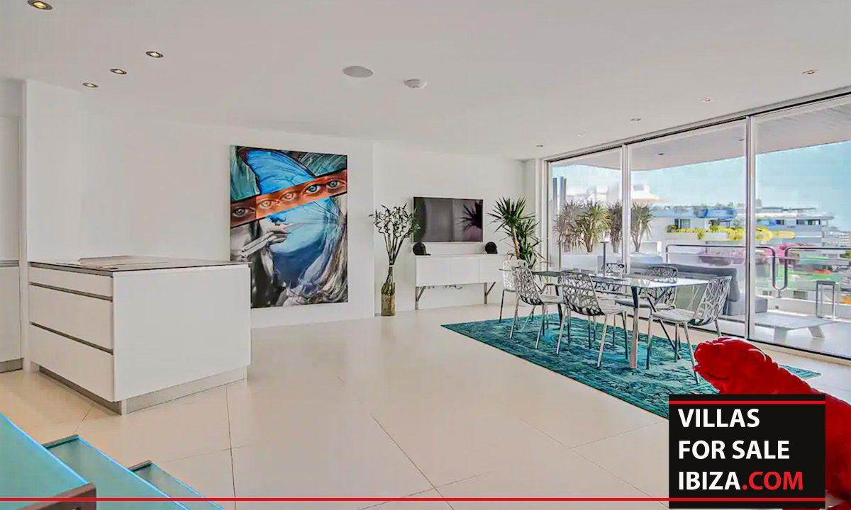 Villas for sale Ibiza - Penthouse White Dream 8