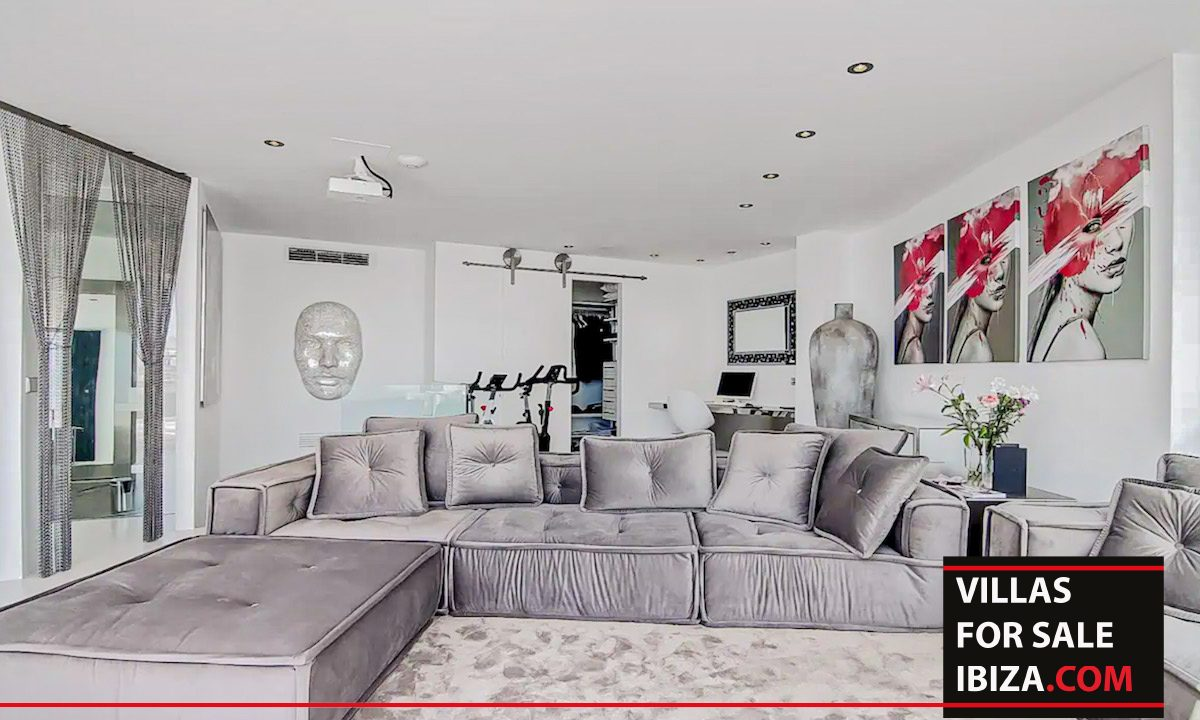 Villas for sale Ibiza - Penthouse White Dream 9