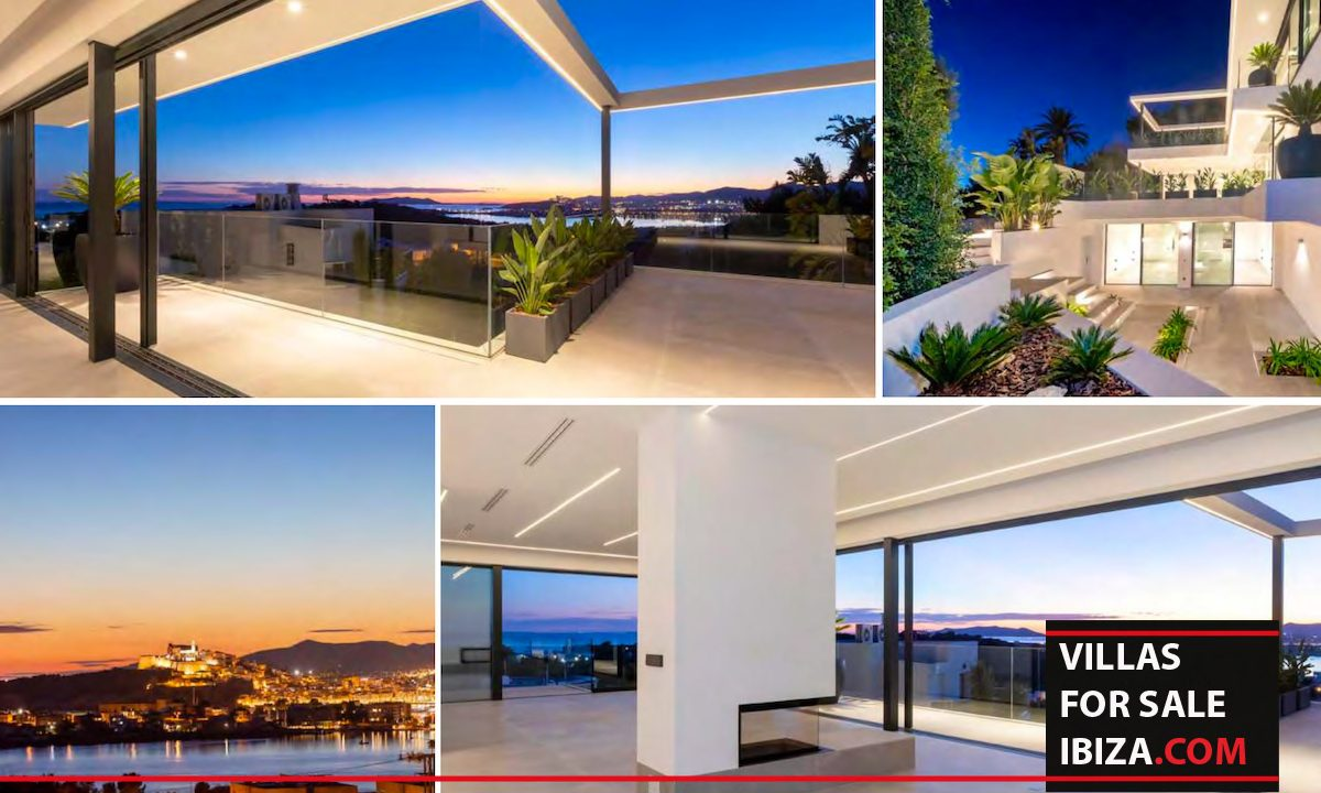 Villas for sale Ibiza - Villa Canpep 9