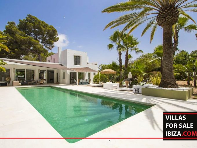 Villas for sale Ibiza - Villa Revelisa
