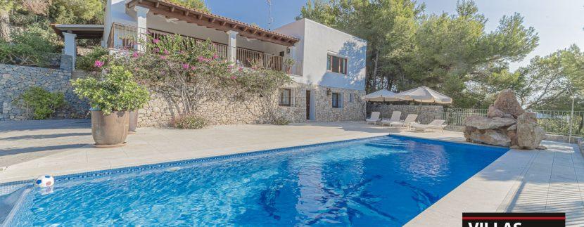 villas for sale Ibiza - Villa Mediterenean 1
