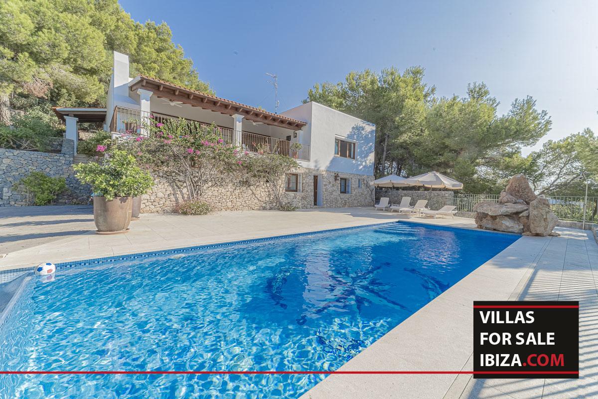 villas for sale Ibiza - Villa Mediterenean