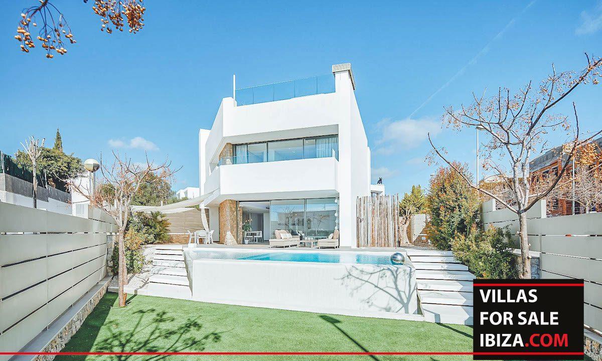 Villas for sale ibiza - Villa Punta Jesus 2