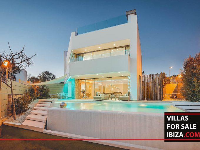 Villas for sale ibiza - Villa Punta Jesus