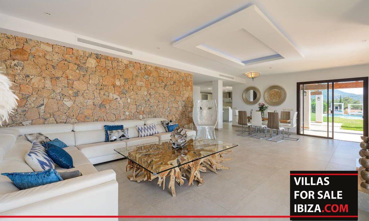 Long term rental Ibiza - Villa Benifinca 12