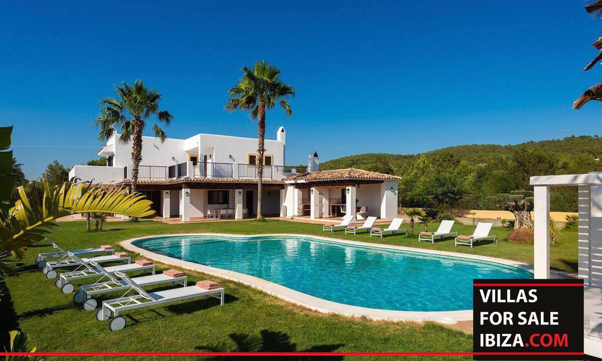 Long term rental Ibiza - Villa Benifinca 30