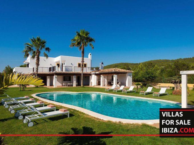 Long term rental Ibiza - Villa Benifinca