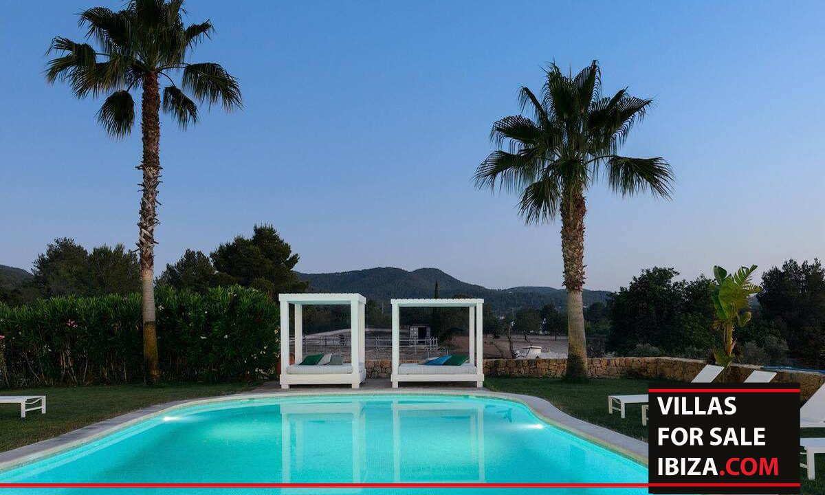 Long term rental Ibiza - Villa Benifinca 31