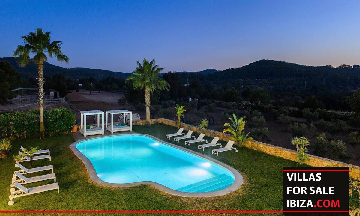 Long term rental Ibiza - Villa Benifinca 35