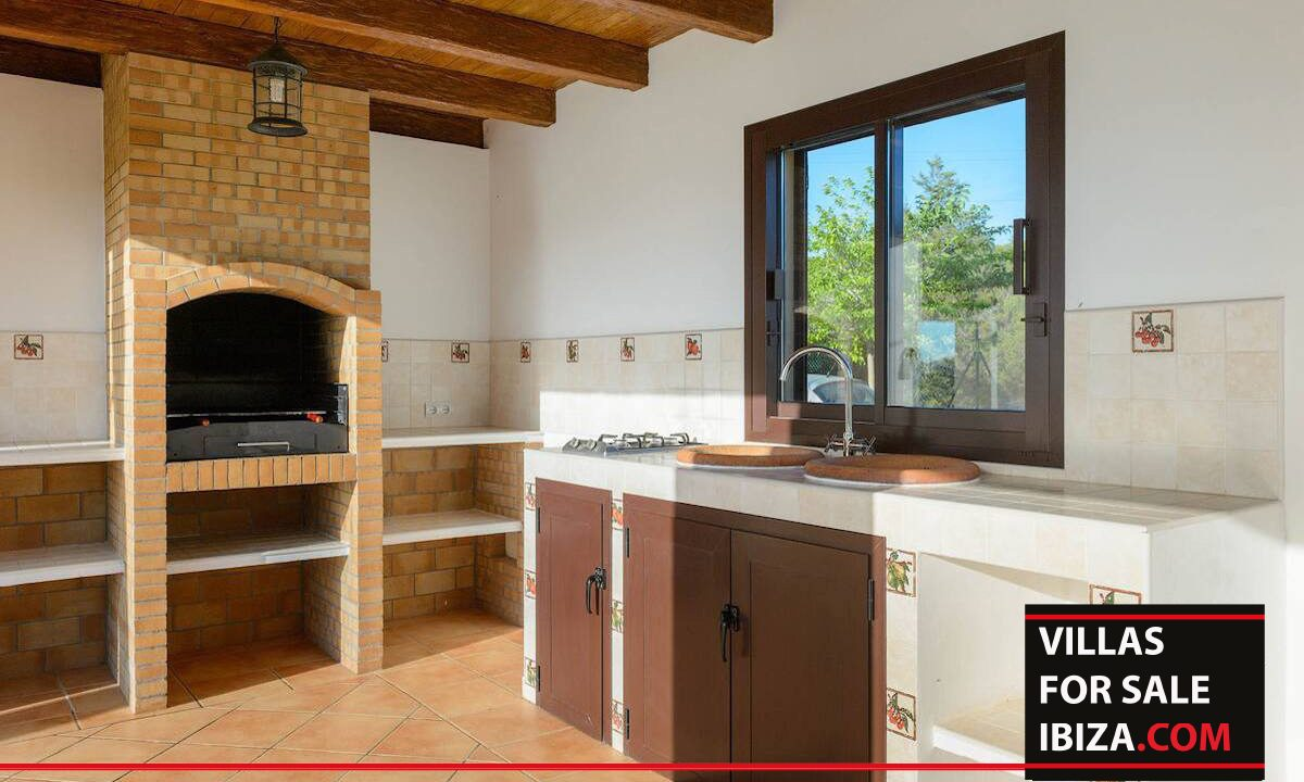 Long term rental Ibiza - Villa Benifinca 9