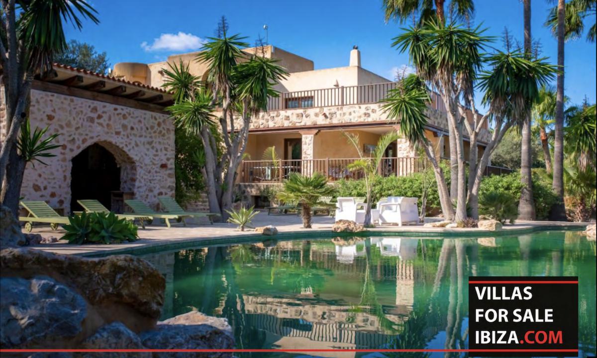 Villas for sale Ibiza - Finca Establos