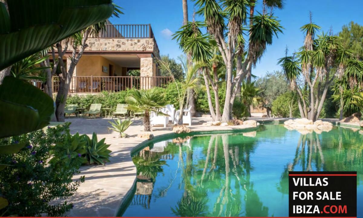 Villas for sale Ibiza - Finca Establos 35
