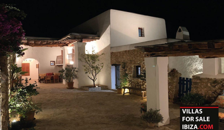 Villas for sale Ibiza - Finca  Gracious with touristic license